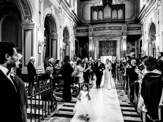 Il matrimonio di Daniele e Ilaria a Castellammare di Stabia, Napoli 16