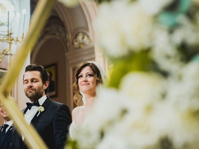 Il matrimonio di Daniele e Ilaria a Castellammare di Stabia, Napoli 17