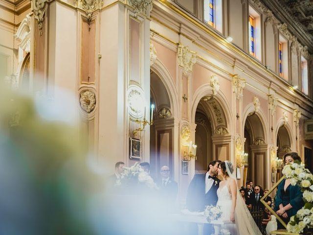 Il matrimonio di Daniele e Ilaria a Castellammare di Stabia, Napoli 18