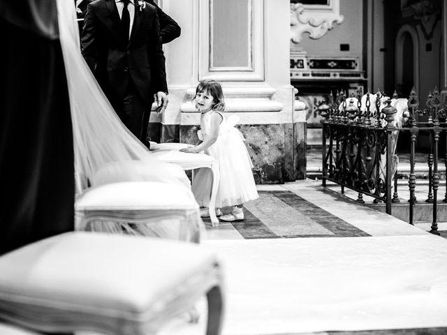 Il matrimonio di Daniele e Ilaria a Castellammare di Stabia, Napoli 20