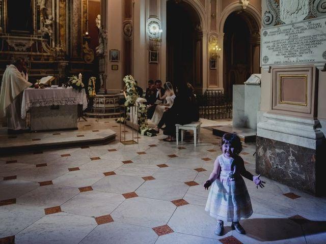 Il matrimonio di Daniele e Ilaria a Castellammare di Stabia, Napoli 24