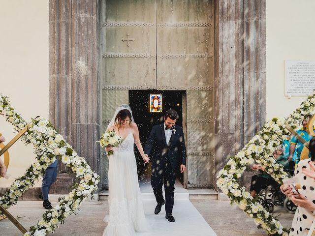 Il matrimonio di Daniele e Ilaria a Castellammare di Stabia, Napoli 27