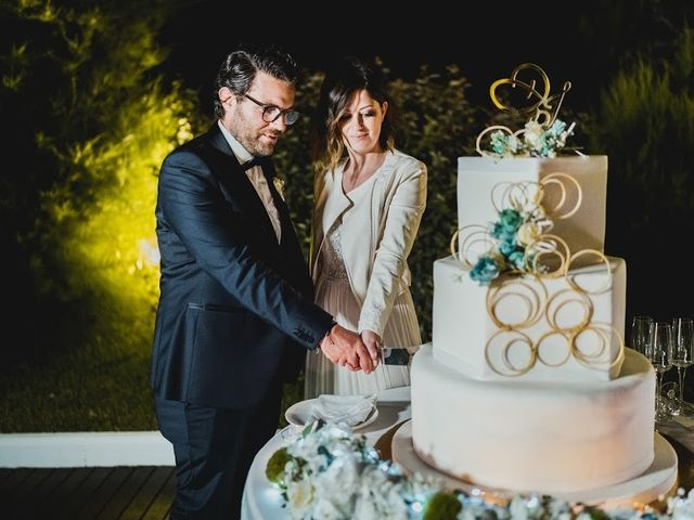 Il matrimonio di Daniele e Ilaria a Castellammare di Stabia, Napoli 51