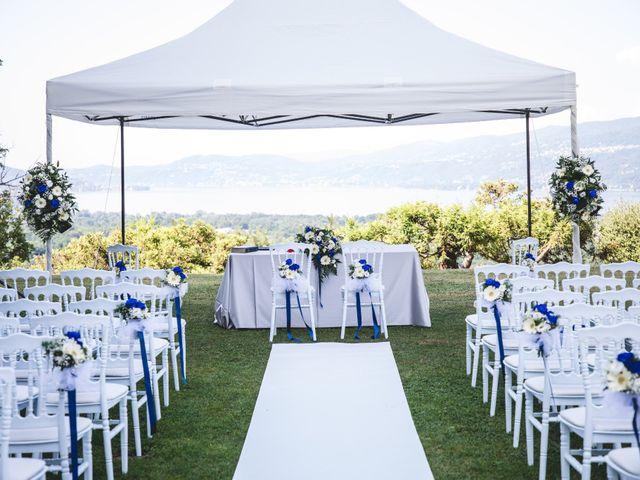 Il matrimonio di Matteo e Jessica a Besozzo, Varese 8