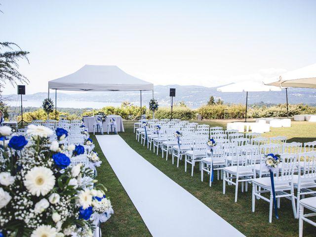 Il matrimonio di Matteo e Jessica a Besozzo, Varese 9