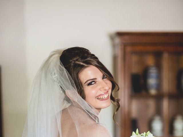 Il matrimonio di Matteo e Jessica a Besozzo, Varese 11