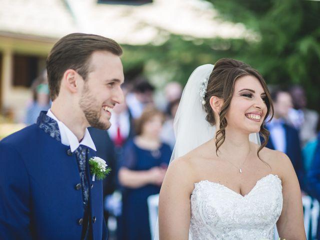 Il matrimonio di Matteo e Jessica a Besozzo, Varese 13