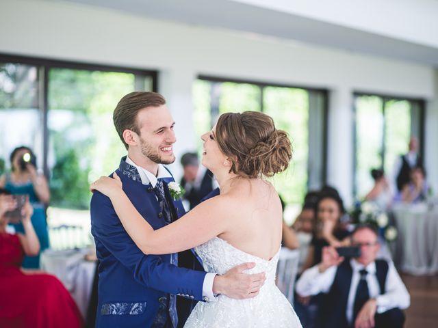 Il matrimonio di Matteo e Jessica a Besozzo, Varese 20