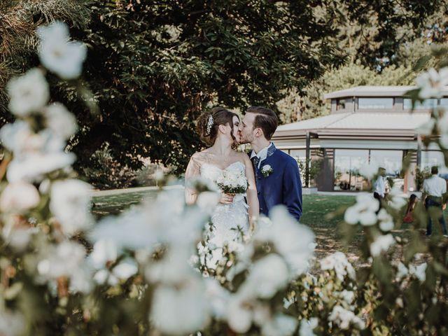 Il matrimonio di Matteo e Jessica a Besozzo, Varese 23