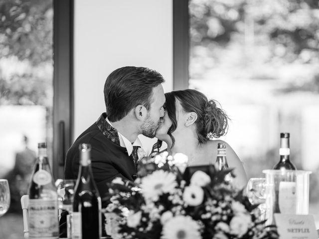 Il matrimonio di Matteo e Jessica a Besozzo, Varese 24