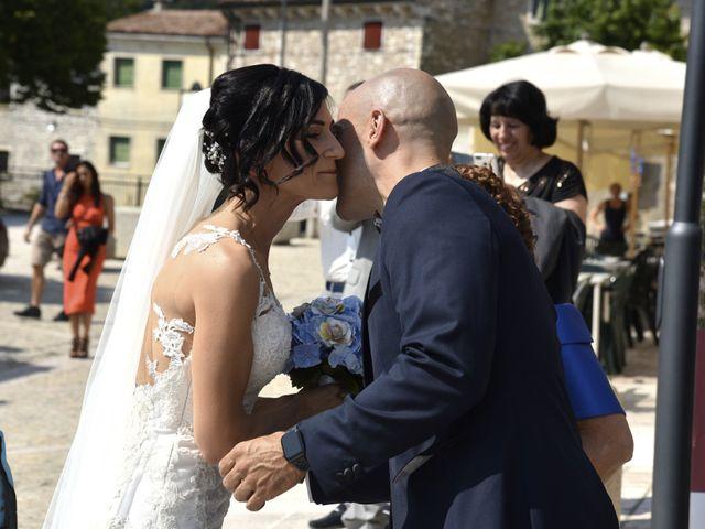 Il matrimonio di Federico e Valentina a Sant'Ambrogio di Valpolicella, Verona 22