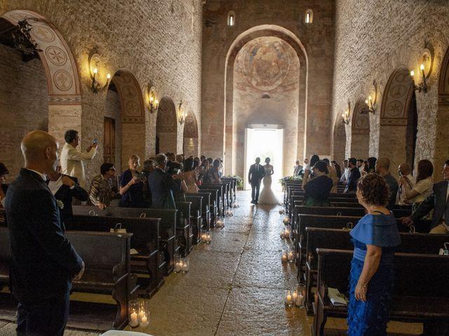 Il matrimonio di Federico e Valentina a Sant'Ambrogio di Valpolicella, Verona 23