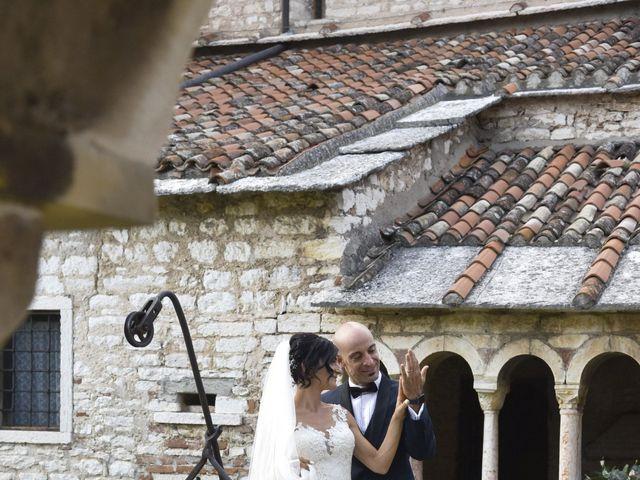 Il matrimonio di Federico e Valentina a Sant'Ambrogio di Valpolicella, Verona 40