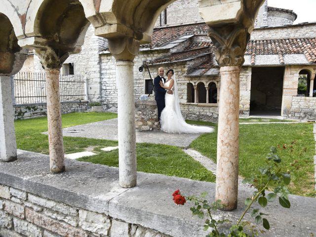 Il matrimonio di Federico e Valentina a Sant'Ambrogio di Valpolicella, Verona 41