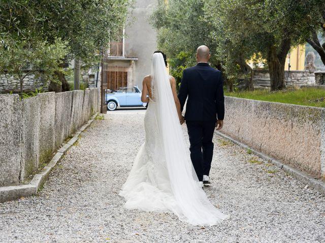 Il matrimonio di Federico e Valentina a Sant'Ambrogio di Valpolicella, Verona 43