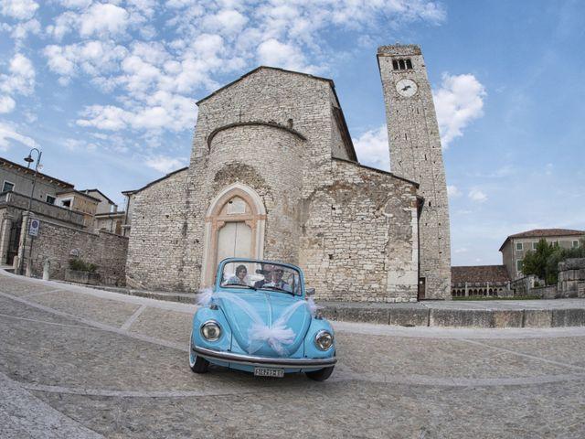 Il matrimonio di Federico e Valentina a Sant'Ambrogio di Valpolicella, Verona 44