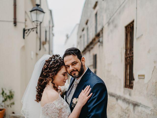 Le nozze di Donato e Martina