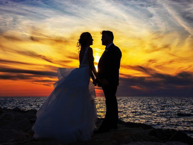 Le nozze di Luigia e Antonio