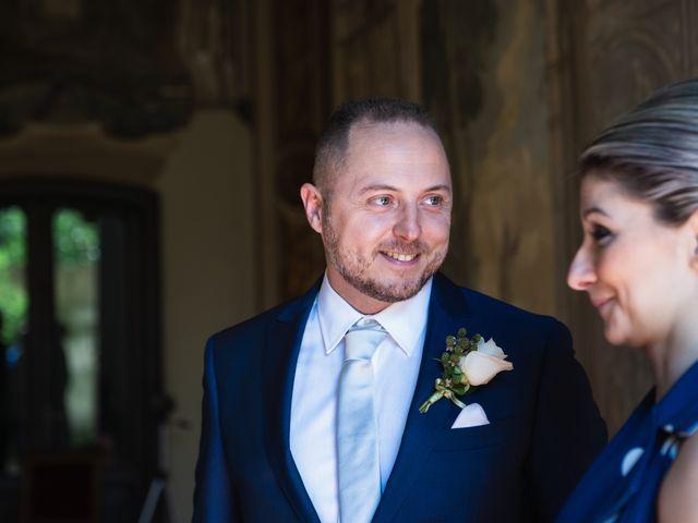 Il matrimonio di Andrea e Marisol a Monza, Monza e Brianza 14