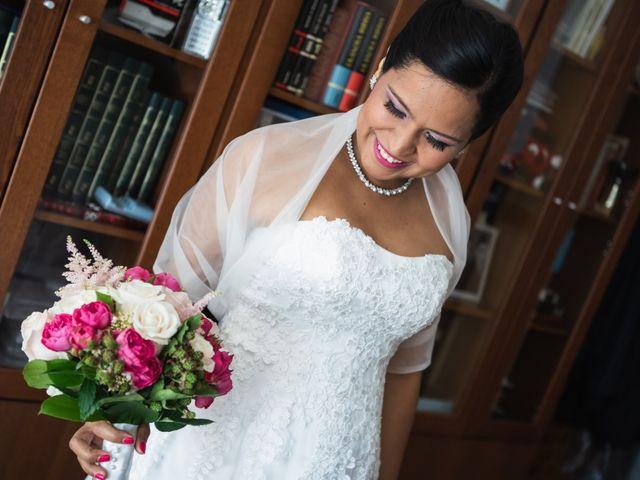 Il matrimonio di Andrea e Marisol a Monza, Monza e Brianza 17