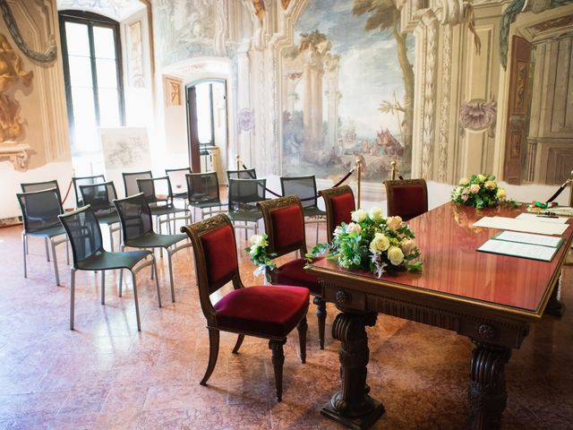 Il matrimonio di Andrea e Marisol a Monza, Monza e Brianza 16