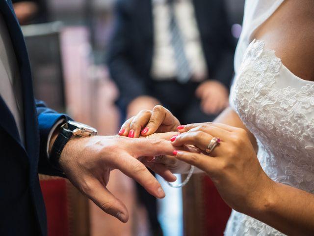 Il matrimonio di Andrea e Marisol a Monza, Monza e Brianza 25