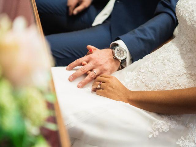 Il matrimonio di Andrea e Marisol a Monza, Monza e Brianza 26