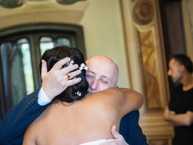 Il matrimonio di Andrea e Marisol a Monza, Monza e Brianza 27