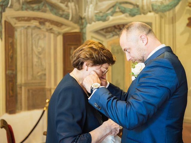 Il matrimonio di Andrea e Marisol a Monza, Monza e Brianza 28