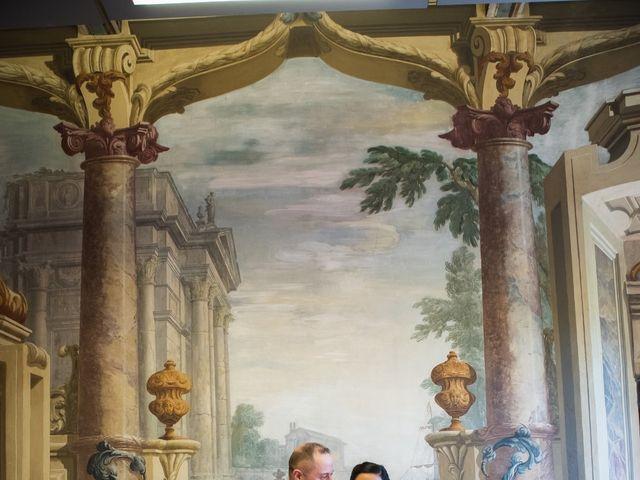 Il matrimonio di Andrea e Marisol a Monza, Monza e Brianza 29
