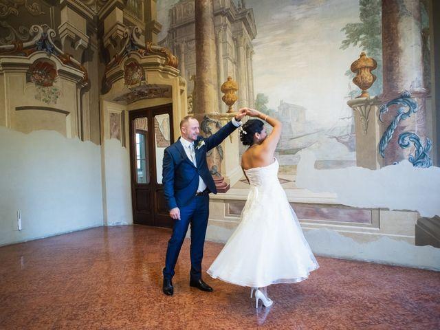 Il matrimonio di Andrea e Marisol a Monza, Monza e Brianza 30