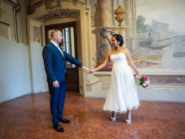 Il matrimonio di Andrea e Marisol a Monza, Monza e Brianza 31