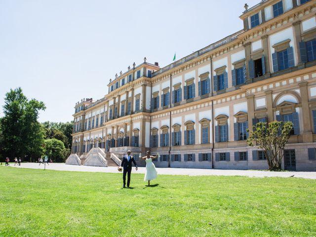 Il matrimonio di Andrea e Marisol a Monza, Monza e Brianza 32