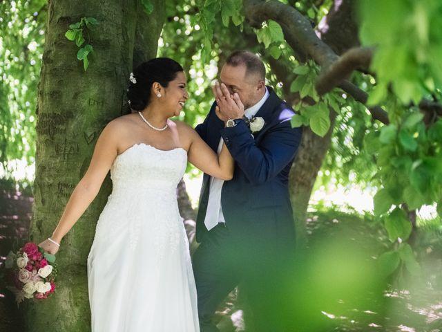 Il matrimonio di Andrea e Marisol a Monza, Monza e Brianza 37