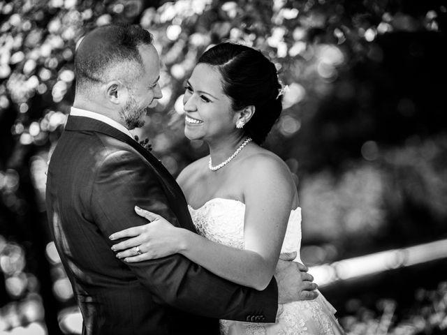 Le nozze di Marisol e Andrea