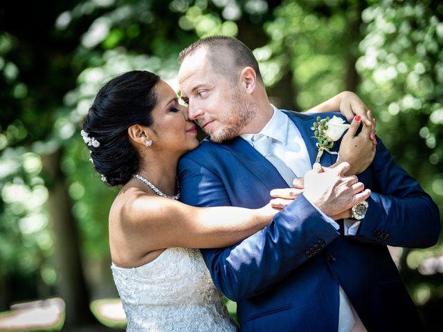 Il matrimonio di Andrea e Marisol a Monza, Monza e Brianza 38
