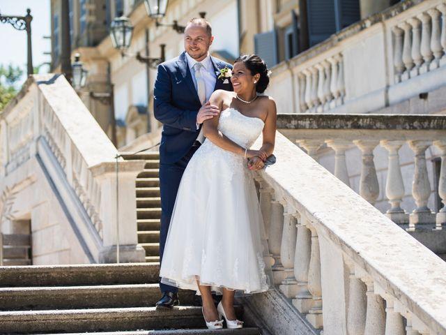 Il matrimonio di Andrea e Marisol a Monza, Monza e Brianza 40