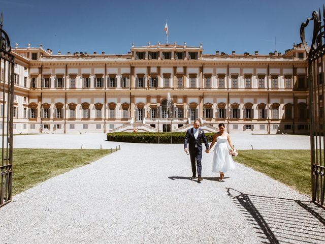 Il matrimonio di Andrea e Marisol a Monza, Monza e Brianza 1