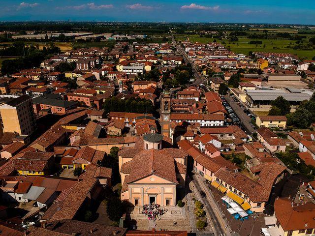 Il matrimonio di Roberto e Valentina a Pavia, Pavia 8