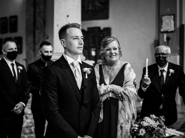 Il matrimonio di Roberto e Valentina a Pavia, Pavia 12