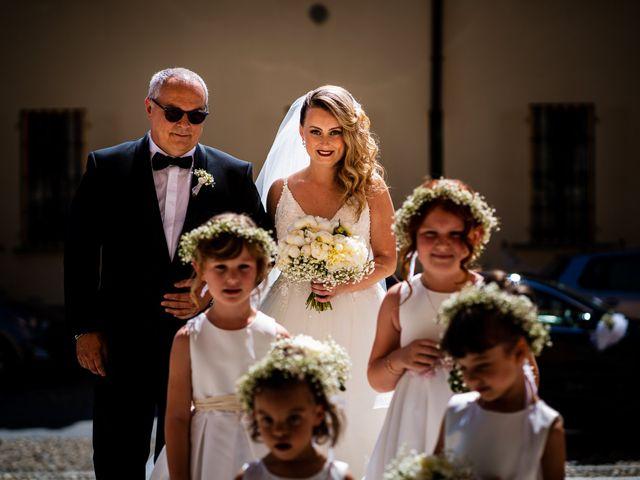 Il matrimonio di Roberto e Valentina a Pavia, Pavia 14