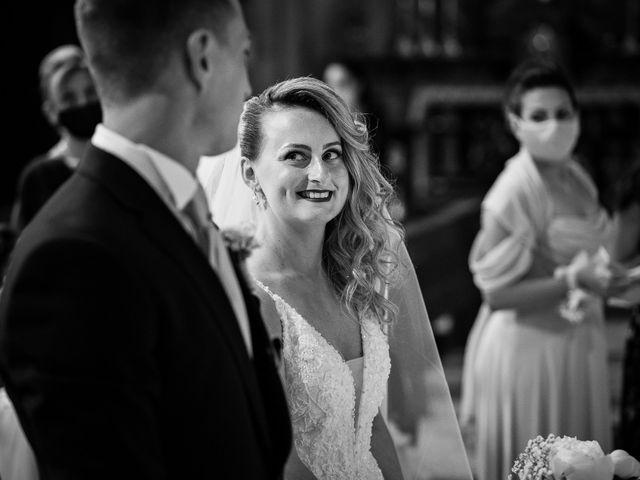 Il matrimonio di Roberto e Valentina a Pavia, Pavia 15