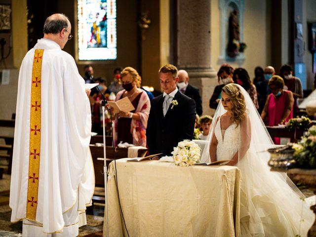Il matrimonio di Roberto e Valentina a Pavia, Pavia 16