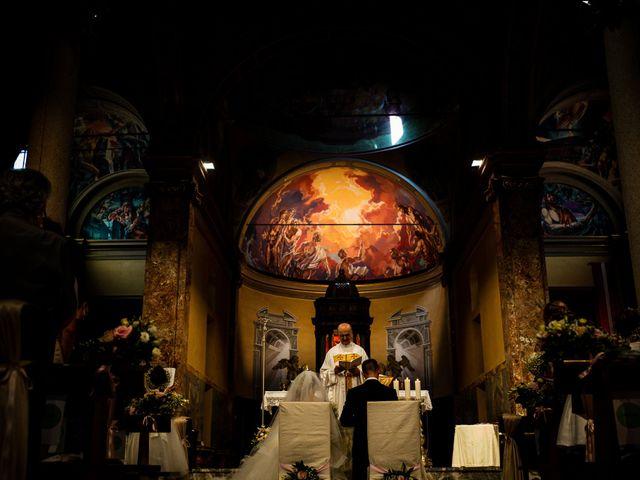 Il matrimonio di Roberto e Valentina a Pavia, Pavia 20