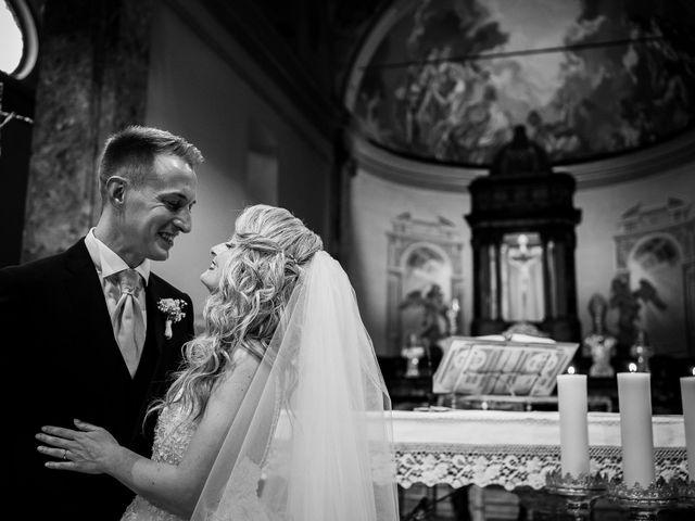 Il matrimonio di Roberto e Valentina a Pavia, Pavia 21