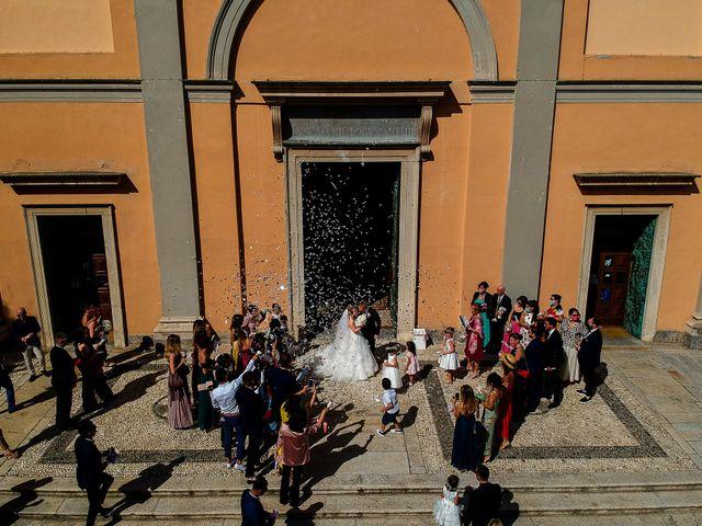 Il matrimonio di Roberto e Valentina a Pavia, Pavia 22