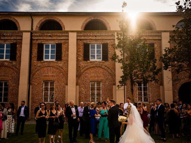 Il matrimonio di Roberto e Valentina a Pavia, Pavia 26