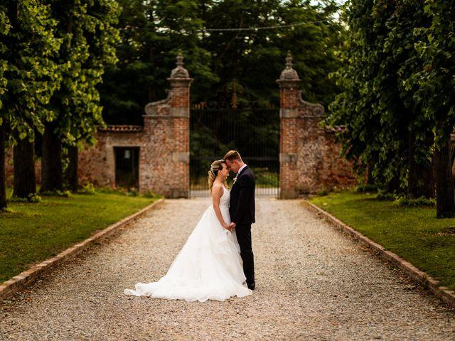 Il matrimonio di Roberto e Valentina a Pavia, Pavia 33