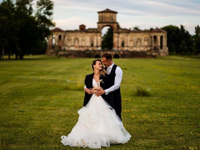 Il matrimonio di Roberto e Valentina a Pavia, Pavia 1