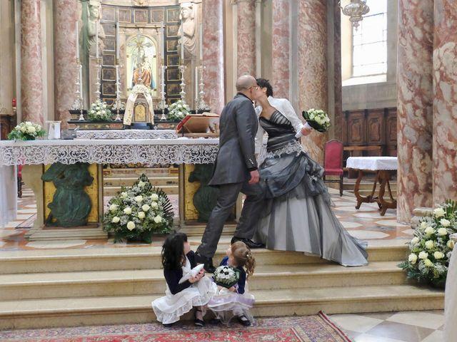 Il matrimonio di Emilio e Daniela a Chiari, Brescia 12